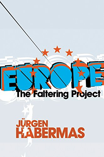 9780745646497: Europe: The Faltering Project