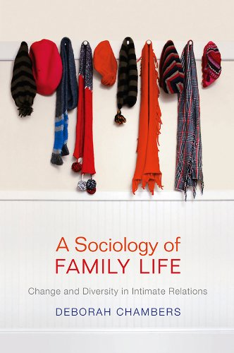 9780745647784: A Sociology of Family Life: Change and Diversity in Intimate Relations