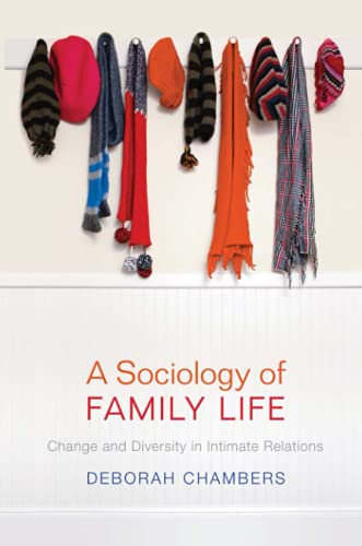 9780745647791: A Sociology of Family Life: Change and Diversity in Intimate Relations