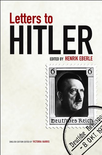 9780745648736: Letters to Hitler