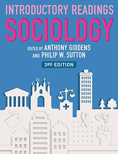 9780745648842: Sociology: Introductory Readings