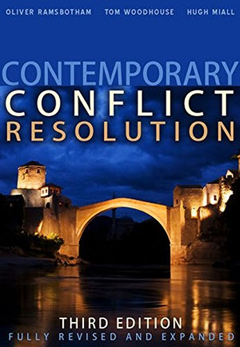 9780745649740: Contemporary Conflict Resolution