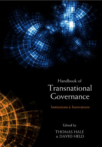 9780745650609: The Handbook of Transnational Governance: Institutions and Innovations