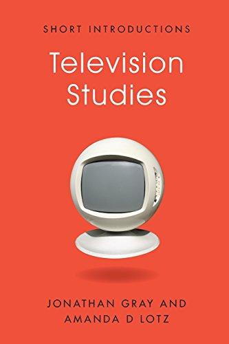 Television Studies (0745650996) by Jonathan Gray; Amanda D. Lotz