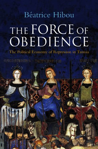 9780745651798: The Force of Obedience: The Political Economy of Repression in Tunisia