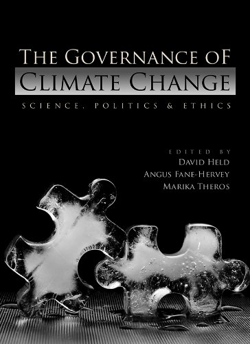 9780745652023: The Governance of Climate Change: Science, Economics, Politics and Ethics