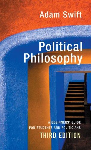 9780745652368: Political Philosophy