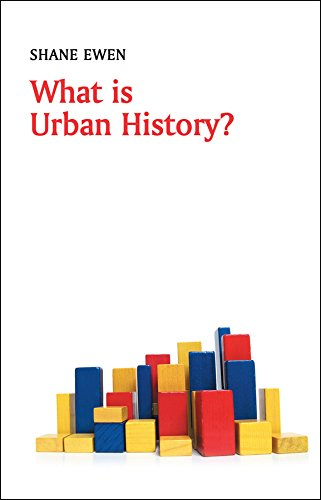 9780745652689: What is Urban History? (What is History?)