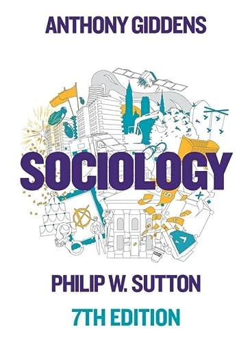 9780745652931: Sociology