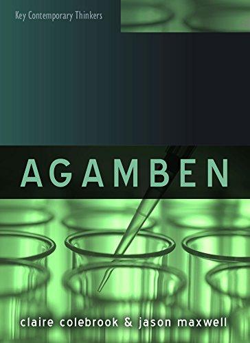 9780745653112: Agamben