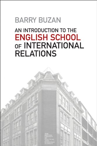9780745653143: An Introduction to the English School of International Relations: The Societal Approach