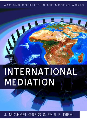 9780745653303: International Mediation (War and Conflict in the Modern World)