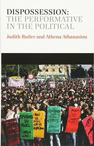 9780745653815: Dispossession: The Performative in the Political (Conversations)