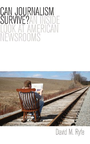 9780745654270: Can Journalism Survive?: An Inside Look at American Newsrooms