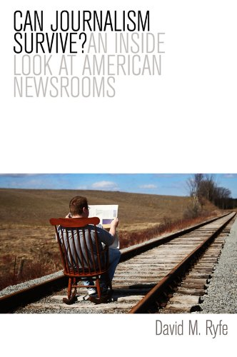 9780745654287: Can Journalism Survive: An Inside Look at American Newsrooms
