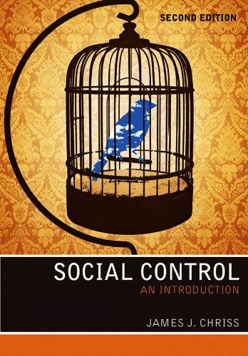 Social Control: An Introduction: James J. Chriss