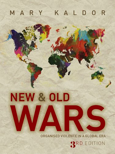 9780745655628: New and Old Wars: Organized Violence in a Global Era