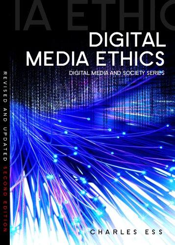 9780745656052: Digital Media Ethics (Digital Media and Society)