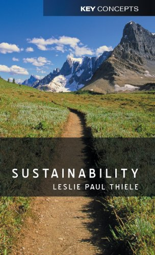 9780745656090: Sustainability (Key Concepts)