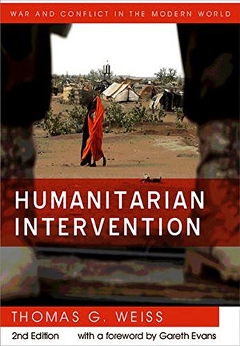 9780745659800: Humanitarian Intervention (War and Conflict in the Modern World)