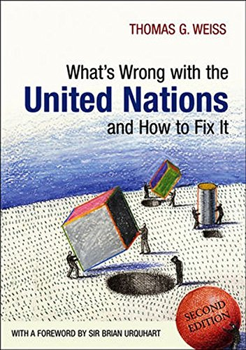 9780745659824: What's Wrong with the United Nations and How to Fix it