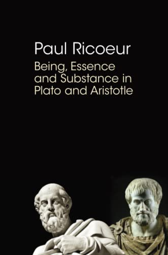 9780745660554: Being, Essence and Substance in Plato and Aristotle