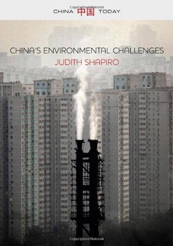 9780745660905: China's Environmental Challenges