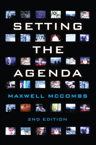 9780745661100: Setting the Agenda: Mass Media and Public Opinion