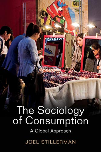 Sociology of Consumption (Paperback): Joel Stillerman