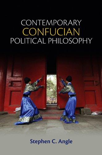 9780745661308: Contemporary Confucian Political Philosophy