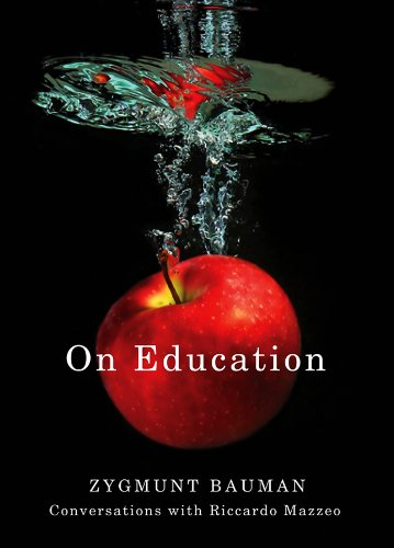 9780745661551: On Education: Conversations with Riccardo Mazzeo