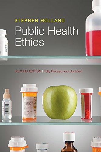 9780745662183: Public Health Ethics (Handbook of Liquid Crystals (Vch))