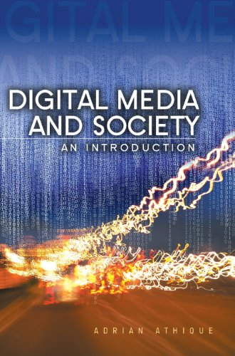 9780745662282: Digital Media and Society: An Introduction