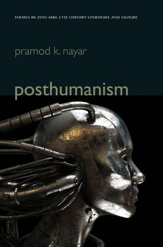 9780745662404: Posthumanism (Themes in 20th and 21st Century Literature)