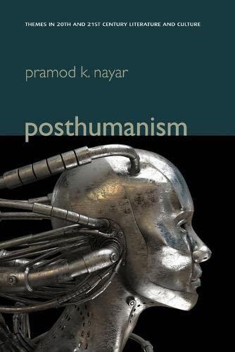 9780745662411: Posthumanism