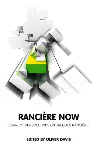 Ranciere Now: Davis, Oliver