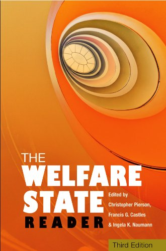 9780745663692: The Welfare State Reader