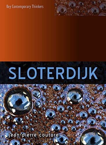 9780745663807: Sloterdijk (Key Contemporary Thinkers)