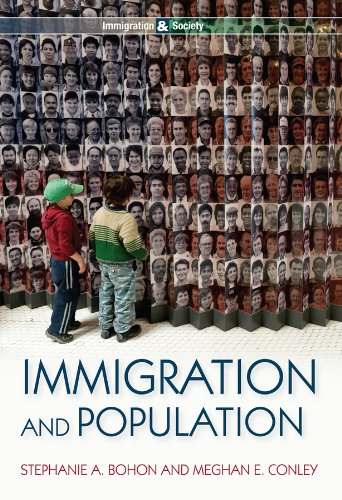 9780745664156: Immigration and Population (Immigration and Society)