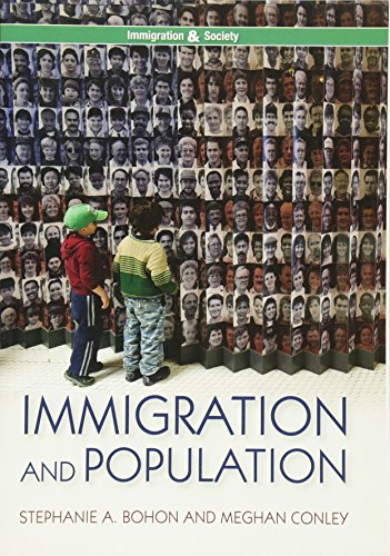 9780745664163: Immigration and Population (Immigration and Society)
