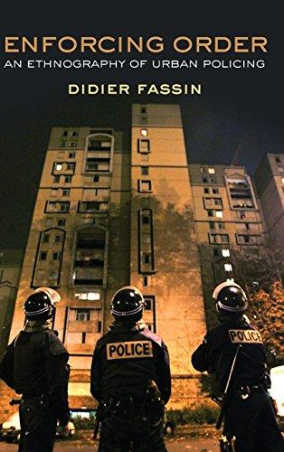 9780745664798: Enforcing Order: An Ethnography of Urban Policing
