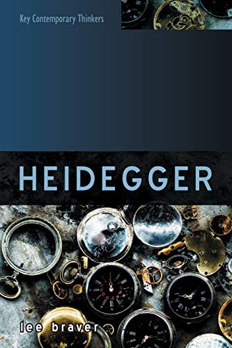 9780745664927: Heidegger: Thinking of Being (Key Contemporary Thinkers)