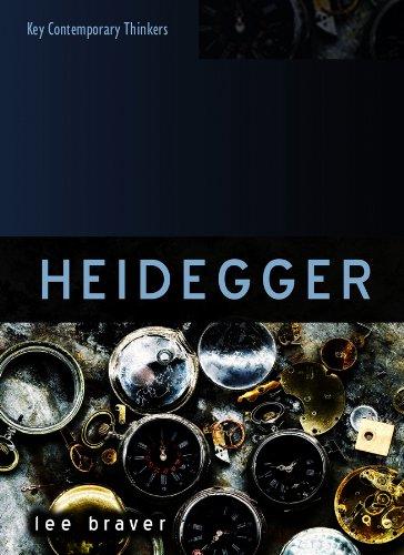 9780745664927: Heidegger: Thinking of Being (Key Contemporary Thinkers)