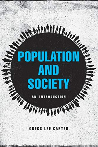 9780745668383: Population and Society: An Introduction