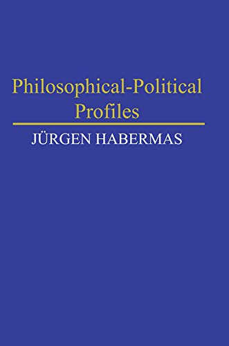 9780745669878: Philosophical Political Profiles