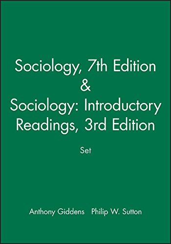 9780745670713: Sociology, 7th Edition / Sociology: Introductory Readings, 3rd Edition bundle