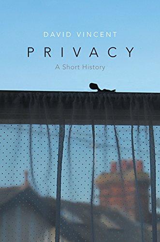 9780745671130: Vincent, D: Privacy