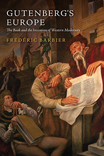 9780745672588: Gutenberg's Europe: The Book and the Invention of Western Modernity