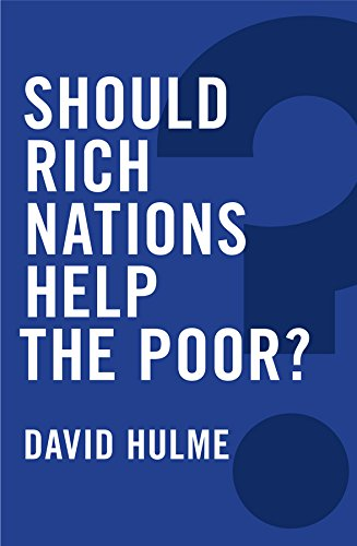9780745686059: Should Rich Nations Help the Poor? (Global Futures)