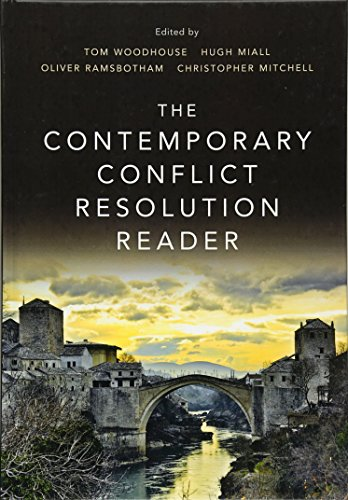 9780745686769: The Contemporary Conflict Resolution Reader